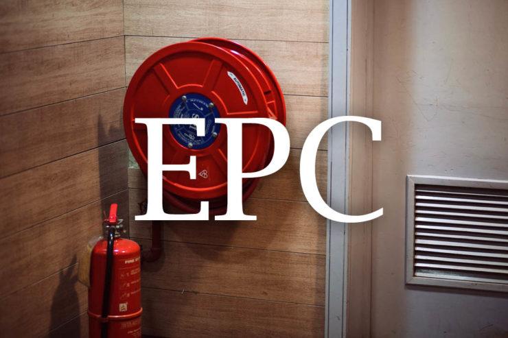 EPC - Equipamento de Proteção Coletiva