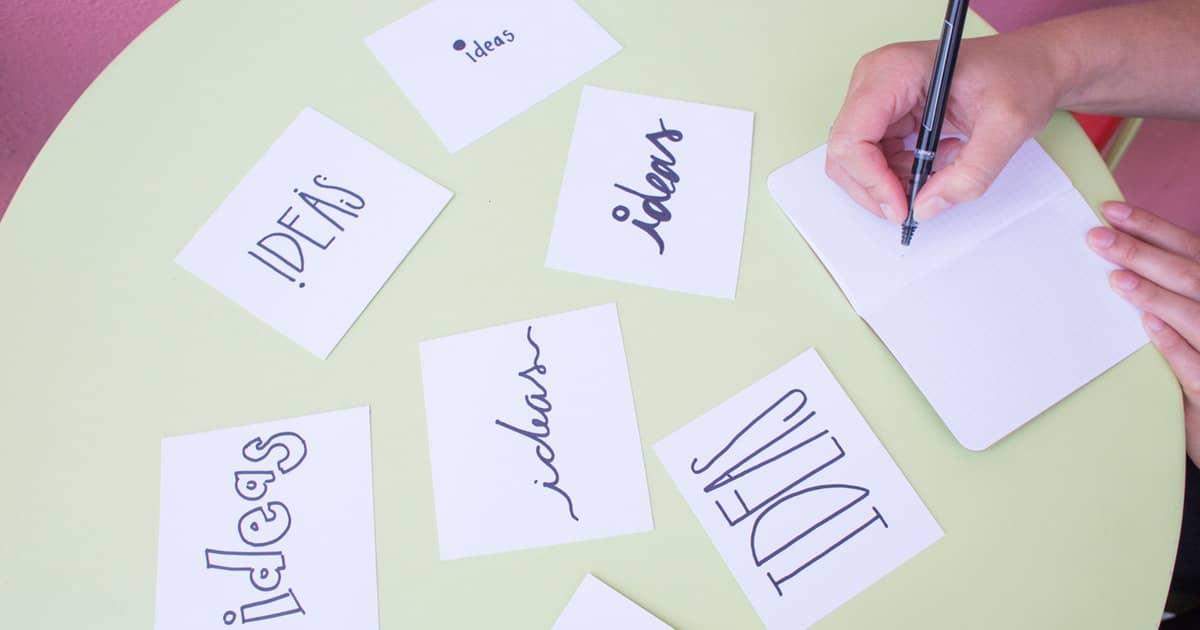 Brainstorming: como preparar uma reunião e gerar bons resultados