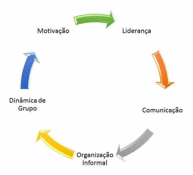 5 abordagens da administração
