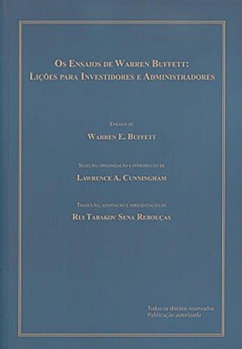 Livro Os Ensaios de Warren Buffett