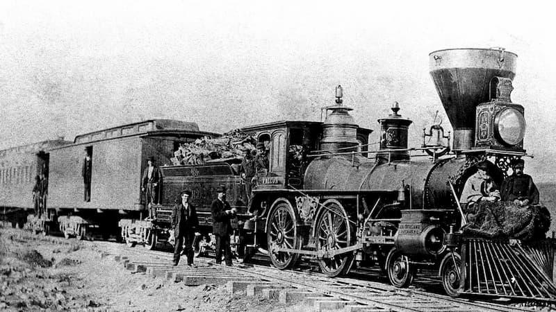 Criação da Ferrovia Americana