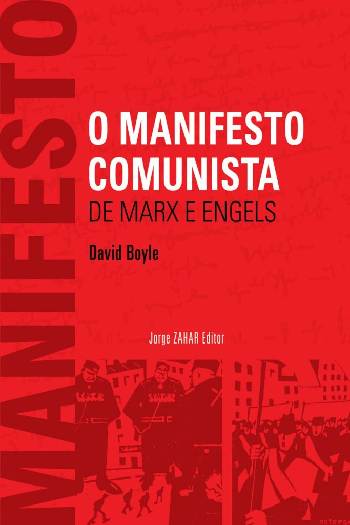 Livro: Manifesto Comunista - de Marx e Engels
