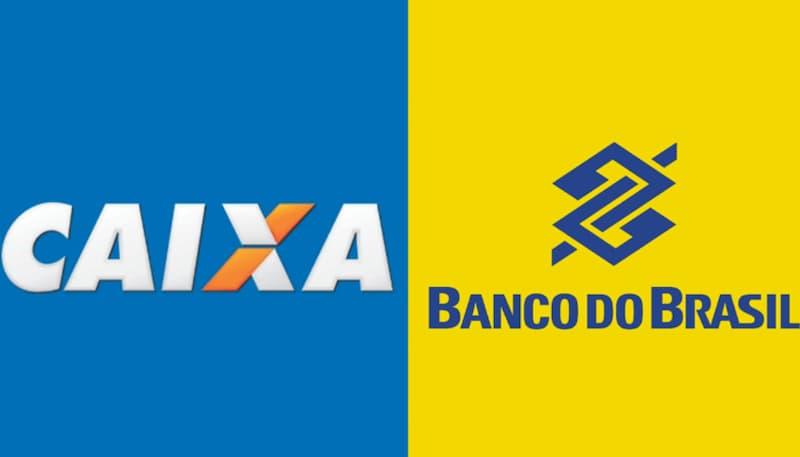 Caixa Econômica Federal e Banco do Brasil - Bancos Públicos